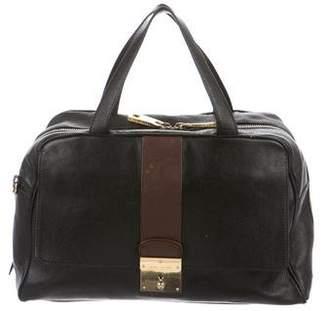 Marc Jacobs Leather Frankie Satchel