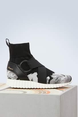 Salvatore Ferragamo Noto sneakers