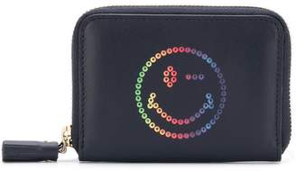 Anya Hindmarch small Smiley wallet