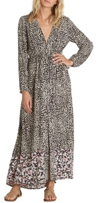 Women's Billabong Allegra Print Maxi Dress $74.95 thestylecure.com
