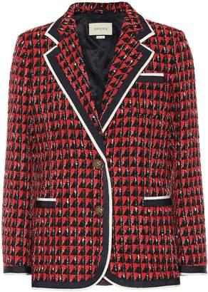 Gucci Tweed blazer