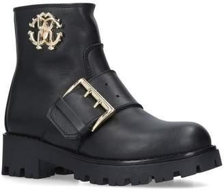 Roberto Cavalli Gigi Ankle Boots