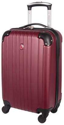 Swiss Gear Passport 21-Inch Carry-On 360 Degree Spinner Suitcase