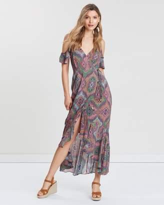 Tigerlily Delon Maxi Dress