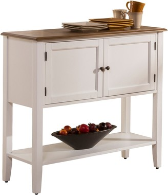 Hillsdale Furniture Bayberry Embassy Buffet Table