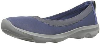 crocs Women's Busy Day Stretch Ballet Flat $28.39 thestylecure.com