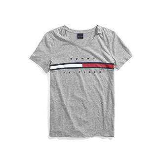 professional website 100% high quality laest technology Tommy Hilfiger Gray Women's Tees And Tshirts - ShopStyle