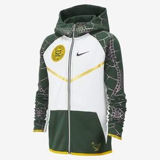 825bbea127bb Nike Big Kids  (Boys ) Full-Zip Hoodie Joey s Sportswear Tech Fleece