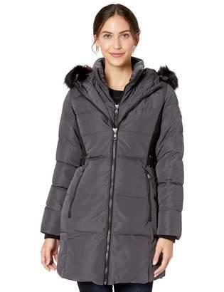 Vince Camuto Women's Heavyweight Warm Winter Parka Jacket Coat
