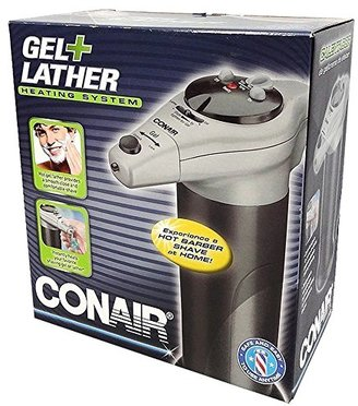 Conair Gel and Lather Heating System - Black/Gray $26.99 thestylecure.com
