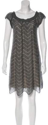 Iisli Sleeveless Knee-Length Dress