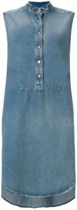 MM6 MAISON MARGIELA classic denim shift dress