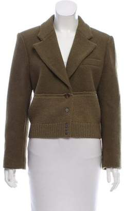 Marc by Marc Jacobs Wool Short Jacket