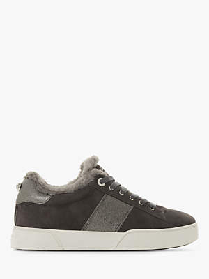 Dune Elsie Lace Up Trainers