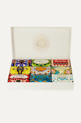 Claus Porto Mini Soaps Gift Box, 9 X 50g - Colorless