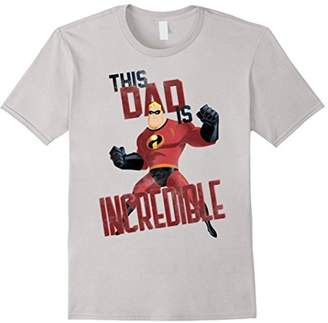 Disney The Incredibles This Dad Graphic T-Shirt