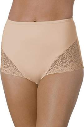 Bali Brief with Lace Firm Control 2-Pack__XL