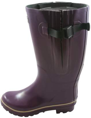 Jileon Extra Wide Calf Rubber Rain Boots for Women-Widest Fit Boots in The US-up to 21 inch Calves-Wide in The Foot and Ankle-Durable Boots for All Weathers (8 E (Extra Wide) US, )