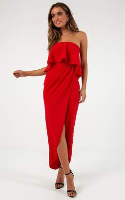 Showpo With Flying Colours dress in red - 4 (XXS) Sale Dresses