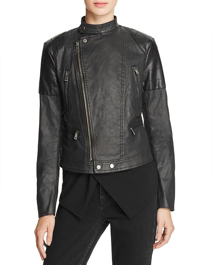 Lauren Ralph Lauren Coated Cotton Jacket