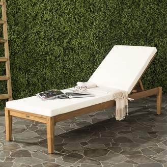 Safavieh Arcata Indoor / Outdoor Chaise Lounge Chair