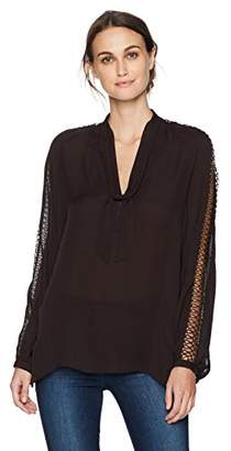 Haute Hippie Women's Phoenix Rise Top