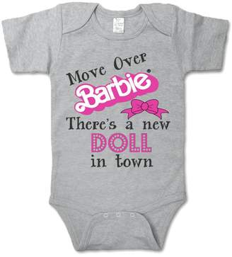 Möve Born Cool Baby Over Barbie Baby Shirt (12-18 Months)