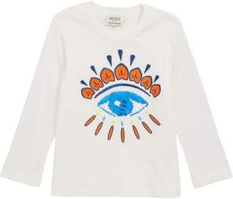 Kenzo Eye Logo T-Shirt