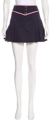 Marc Jacobs Pleated Mini Skirt