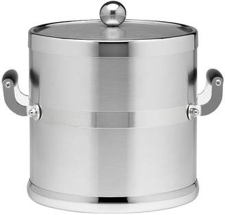 Kraftware 3-qt. Brushed Chrome Ice Bucket
