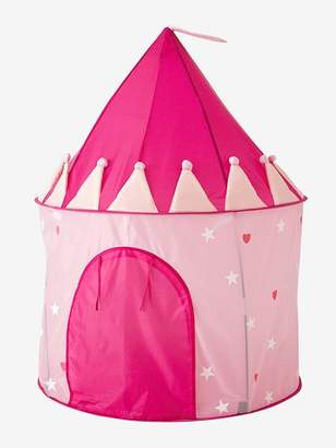 Girls' Play Castle Tent - pink light solid with design