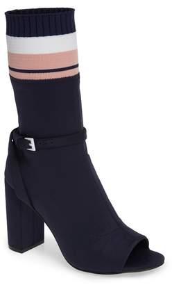 6612bcf7212 Jeffrey Campbell Nila-2 Sock Bootie (Women)