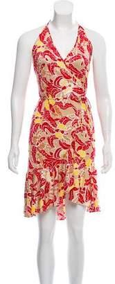 Mara Hoffman Printed Wrap Dress