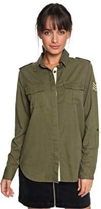 Roxy Junior's Military Influence Shirt