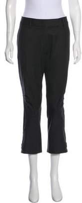 Prada Wool Cropped Pants w/ Tags Grey Wool Cropped Pants w/ Tags