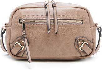 Sole Society Dael Faux Leather Crossbody Bag