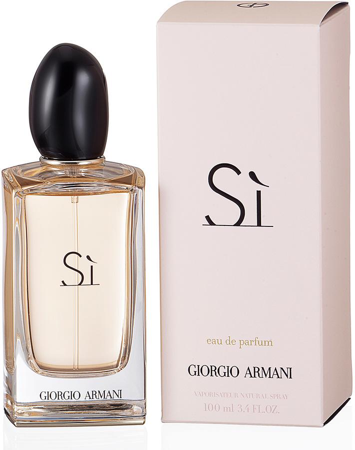 Giorgio ArmaniSi 3.4-Oz. Eau de Parfum - Women