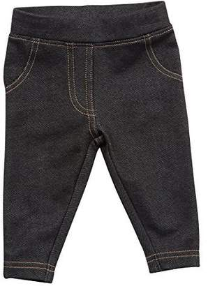 BabyTown Babies / Girls Jeggings ~ Newborn to 2 Years ~ Navy or (0-3 Months, )