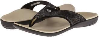Spenco Yumi Snake Women's Toe Open Shoes