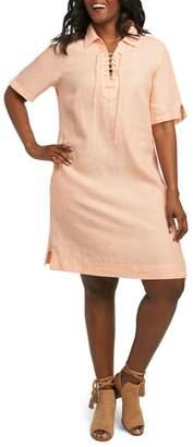 Foxcroft Leah Linen Dress