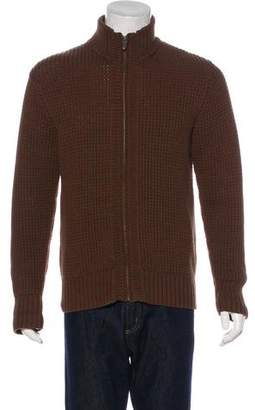 The North Face Knit Zip-Front Sweater