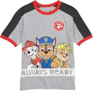 Nickelodeon Happy Threads x PAW Patrol Always Ready Raglan T-Shirt