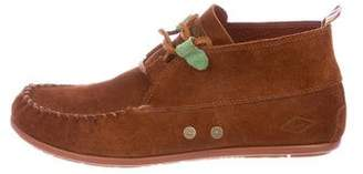 Paul Smith Suede Moccasin Sneakers