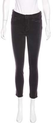 L'Agence Skinny Corduroy Pants