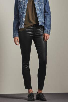 AG Adriano Goldschmied Leatherette Legging Ankle