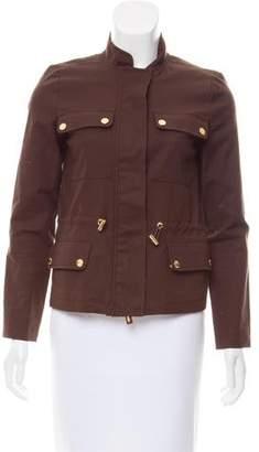 MICHAEL Michael Kors Long Sleeve Utility Jacket