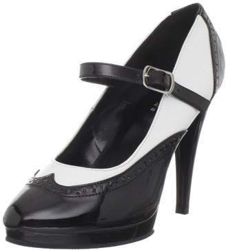 Pleaser USA Women's Flair-486 Mary Jane Pump