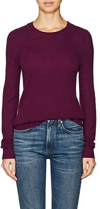 Barneys New York WOMEN'S STOCKINETTE-STITCHED CASHMERE SWEATER