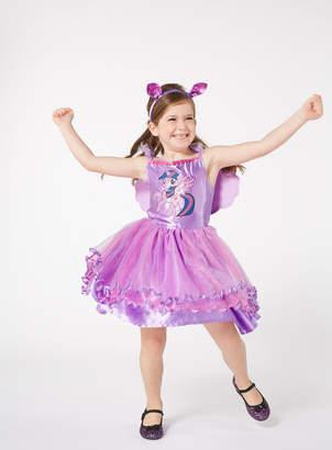 My Little Pony Tu Clothing Purple Twilight Sparkle Costume