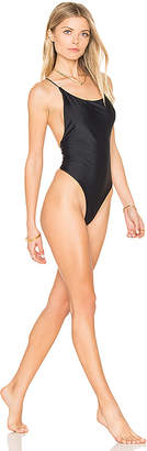 Mia Marcelle Lola One Piece in Black $173 thestylecure.com